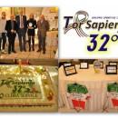 17.02.2017 – Roma – GSC Tor Sapienza-Clima Service : Inaugurata la 32° Stagione agonistica-Da Giovanni Maialetti