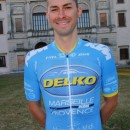 "18.07.2017 – Verona – Mauro Finetto : col Team ""Delko Marseille"" per altre due stagioni e il Tour nel mirino – Fotoservizio di Photobicicailotto"