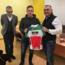 17.11.2017 – Lesmo (Monza&Brianza) – A Fabio Canova la maglia Tricolore di Mattia Geroli e quella Ucraina di Timur Malieiev