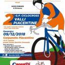 03.12.2018 - Carpaneto Piacentino (Piacenza) -  2° GP Ciclocross Valli Piacentine  - Organizza il GS Cadeo-Carpaneto