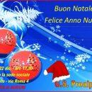 """11.12.2018 - Besnate (Varese) - Gli auguri del GS Prealpino che vi aspetta a Besnate sabato 22 dicembre per la """"Panettonata"""""""
