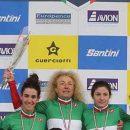 12.01.2019 - Milano Idroscalo - Ciclocross Campionati Italiani Master Woman