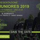 """08.02.2019 - Giussano (Monza&Brianza) - Venerdi 15 Febbraio al """"Burigiott"""" di Carate Brianza, presentazione del Team Juniores """"Giovani Giussanesi"""""""