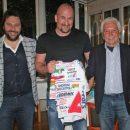 """13.02.2019 - Fiume (Croazia) - La """"Fracasso"""" di Milivoj Miljkovic è Sponsor del Team Androni Giocattoli-Sidermec"""