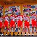 """15.02.2019 - Torino - Il Team Androni Giocattoli-Sidermec impegnato al Giro di Colombia e della Provenza, è pronto anche per il """"Trofeo Laigueglia"""""""