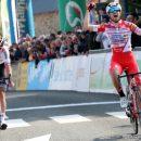 16.04.2019 - Torino - Il Team Androni Giocattoli-Sidermec prosegue la sua campagna di Francia
