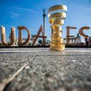 15.04.2019 - Budapest (Ungheria) - Il Giro d'Italia 2020 partirà dalla città di Budapest in Ungheria