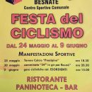 17.05.2019 - Besnate (varese) - Gruppo Sportivo Prealpino : Festa del Ciclismo