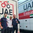 20.06.2019 - Magnago (Milano) - Col rinnovo del contratto (a tutto il 2021) con Kristoff e con Sven Bystrom (Iridato U23 nel 2017); La Uae Team Emirates pensa già al 2020