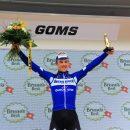 22.06.2019 - Ulrichen (Tour de Suisse) - 8° Tappa Cronoindividuale al Campione del Belgio su strada Yves Lampaert (Fotoservizio di Jean Claude Faucher)