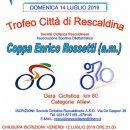 """08.07.2019 - Rescaldina (Milano) - Allievi : """"Trofeo Città di Rescaldina-Coppa Enrico Rossetti a.m."""""""