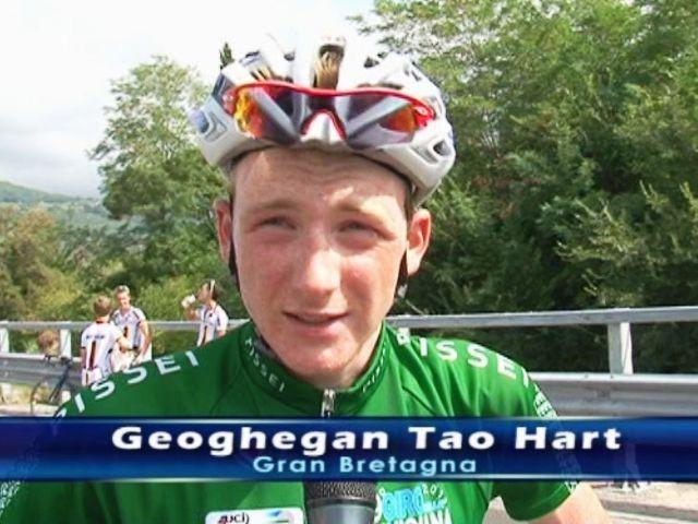 25.10.2020 – Firenze – Giro della Lunigiana 2013 : Fu vinto dall'inglese Hart Geoghegan che oggi a Milano ha vinto il 103° Giro d'Italia